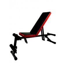 ม้านั่งบริหารร่างกายอเนกประสงค์ รุ่น AND-6005H (เหล็กรับหลังแบบคู่