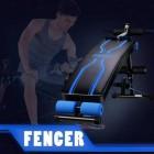 าซิทอัพ เก้าอี้ Sit Up ปรับระดับ รุ่น Fencer Blue