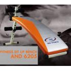 เบาะนั่งซิทอัพ Fitness Sit Up Bench รุ่น AND-6205