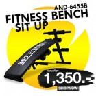 เบาะนั่งซิทอัพ Fitness Sit Up Bench รุ่น AND-6455