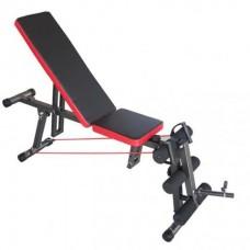 360shopup ม้านั่งบริหารร่างกายอเนกประสงค์ รุ่น AND-6005HA