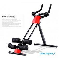 Power Plank เครื่องบริหารร่างกายระบบแพลงค์ รุ่นพัฒนาพิเศษ  อัพเกรด 3 ระดับ